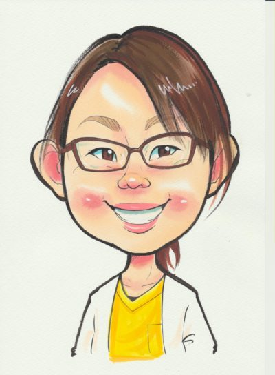 歯科衛生士 濱田 真弓